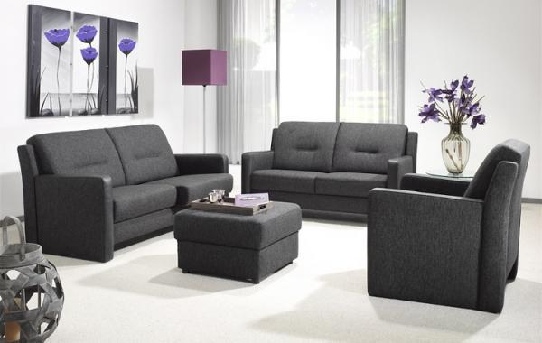 Neo Klassiek bankstel | Model: Edra, perfect zitcomfort!