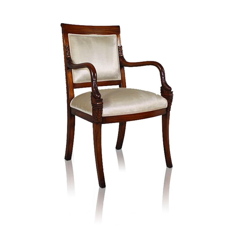 Dolphin armchair 12643