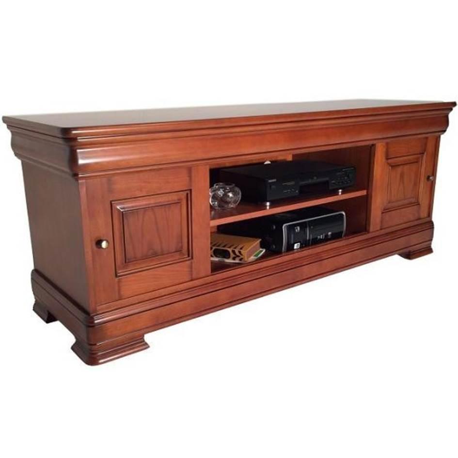 TV meubel noten of kersen Cheval 160 cm