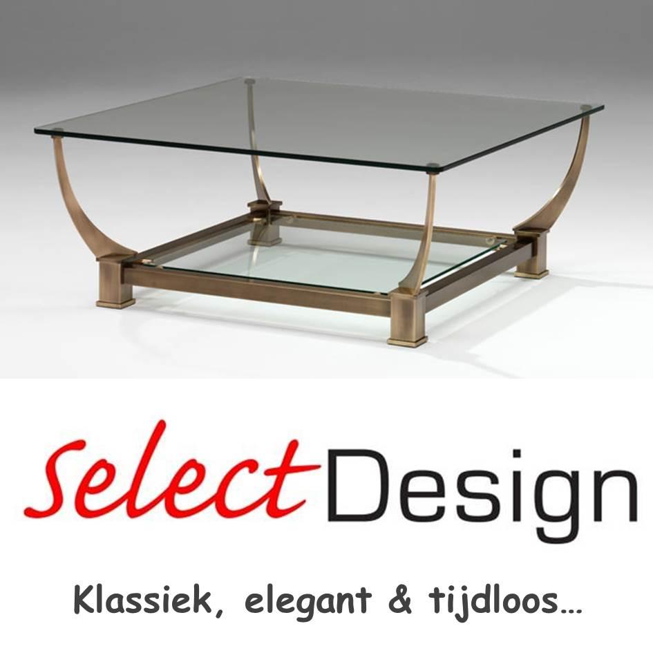 Klassieke Salontafel Te Koop Tweedehands.Glazen Salontafels Met Messing Jxp25 Tlyp