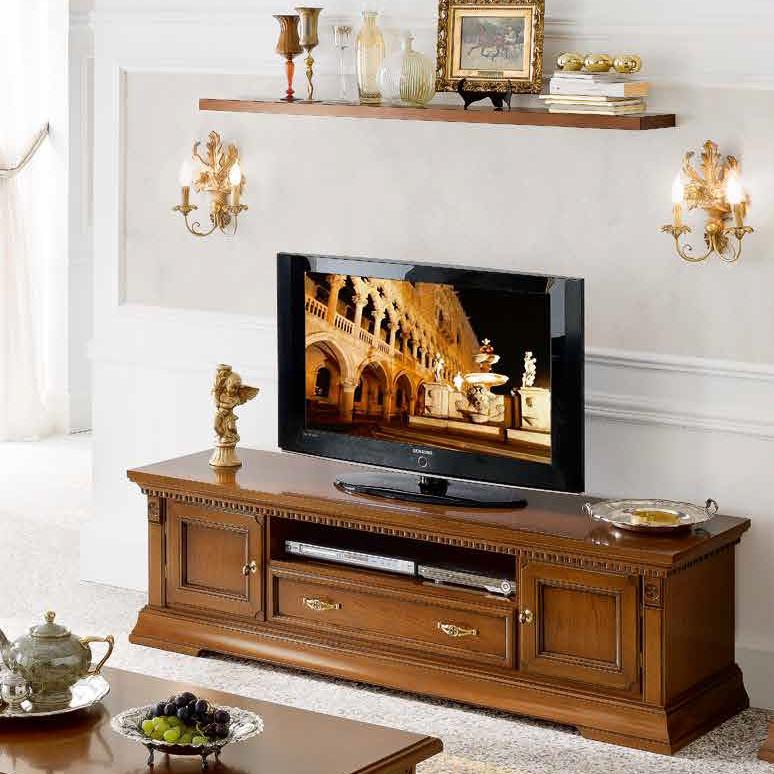 TV meubel kersenhout Palazzo Ducale 71C103