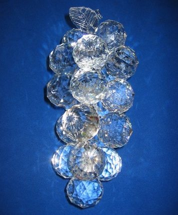 Druiventros  kristal
