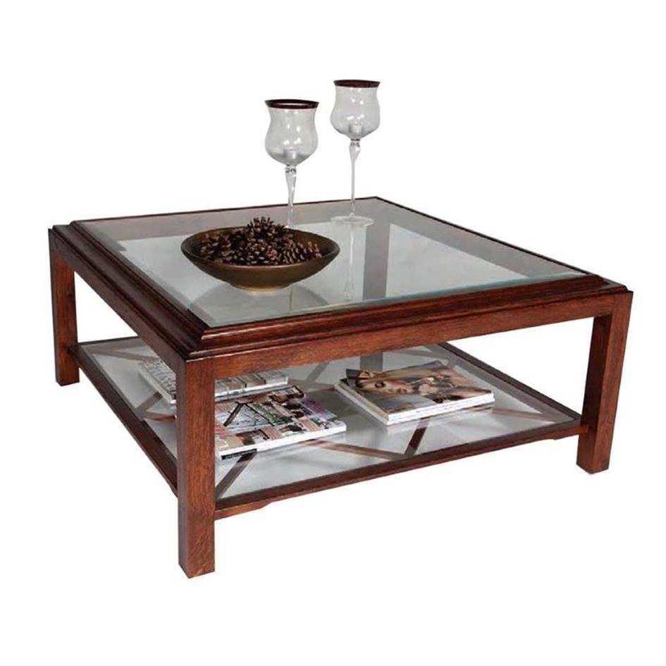 Salontafel Eikenhout Met Glas.Tafelcollectie Klassiek Kersenhout Notenhout Of Eiken Florence