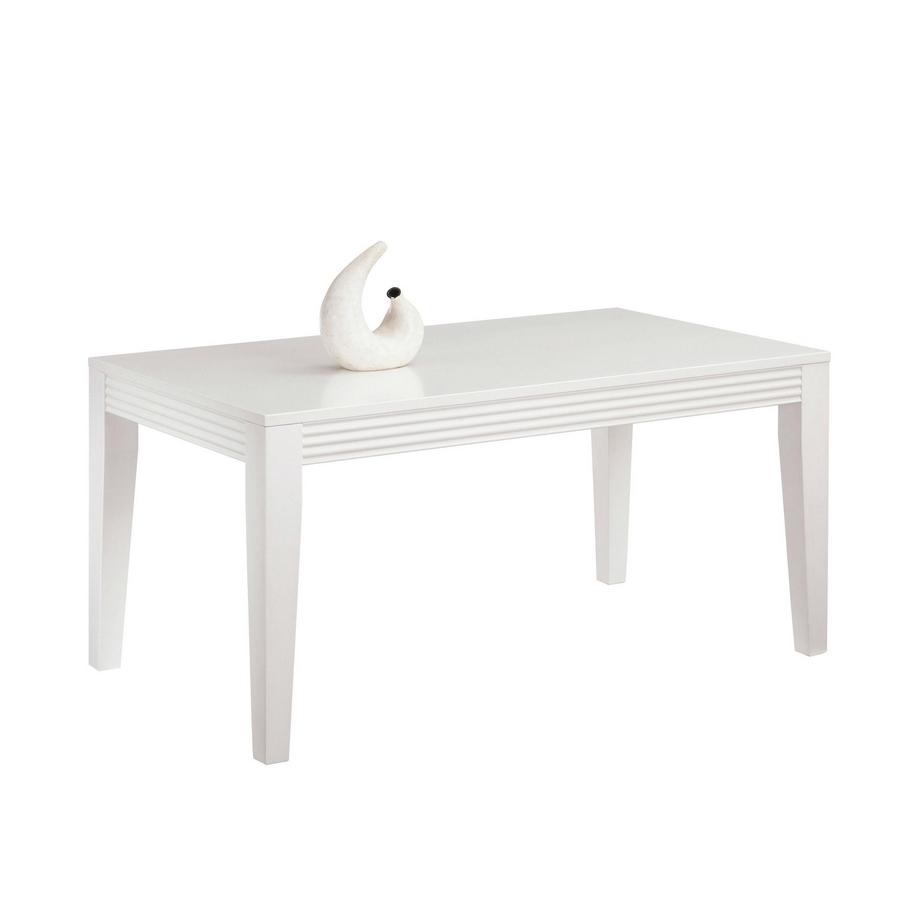 eettafel wit klassiek luna-3236