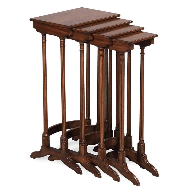 nesting table set adam quatro 33223