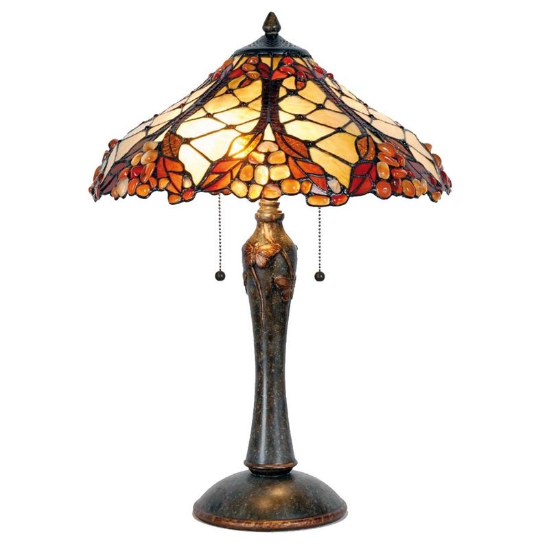 tiffany tafellamp 5LL-5384