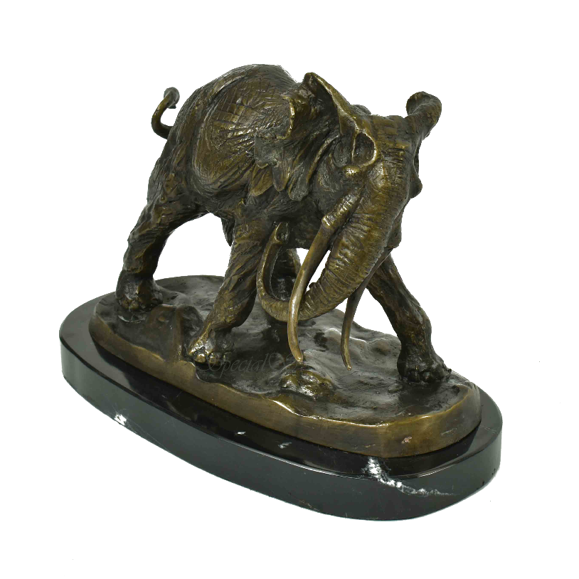 a4652-ac elephant marble