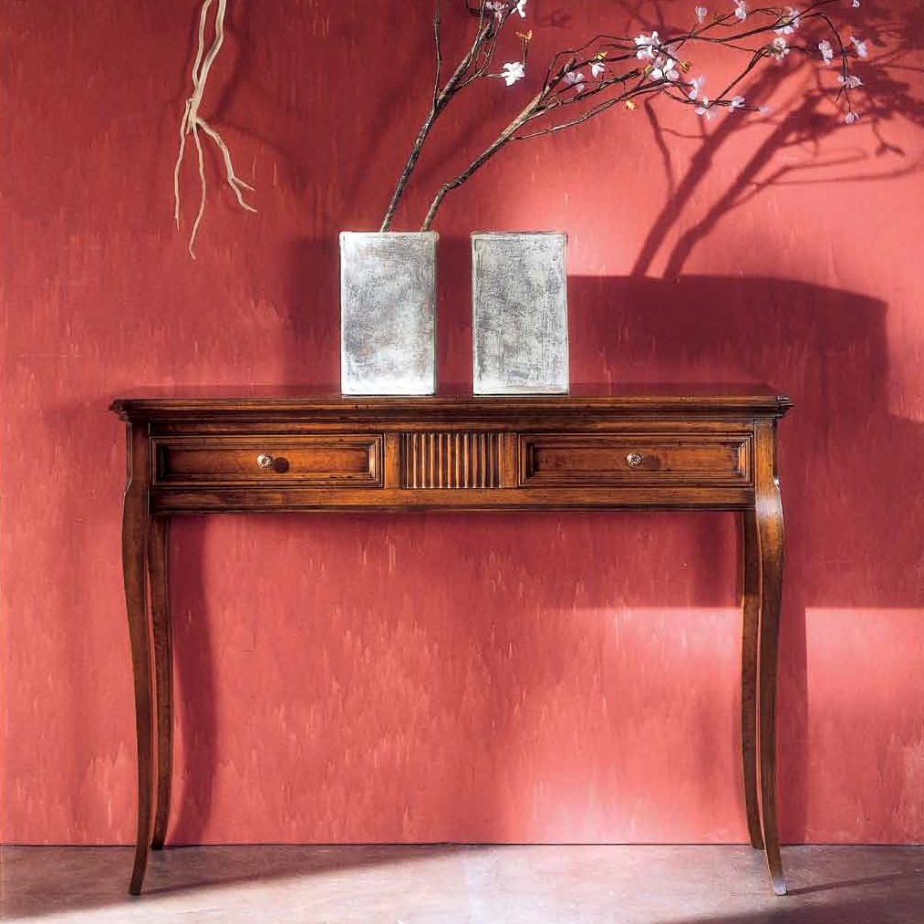 sidetable console noten 718