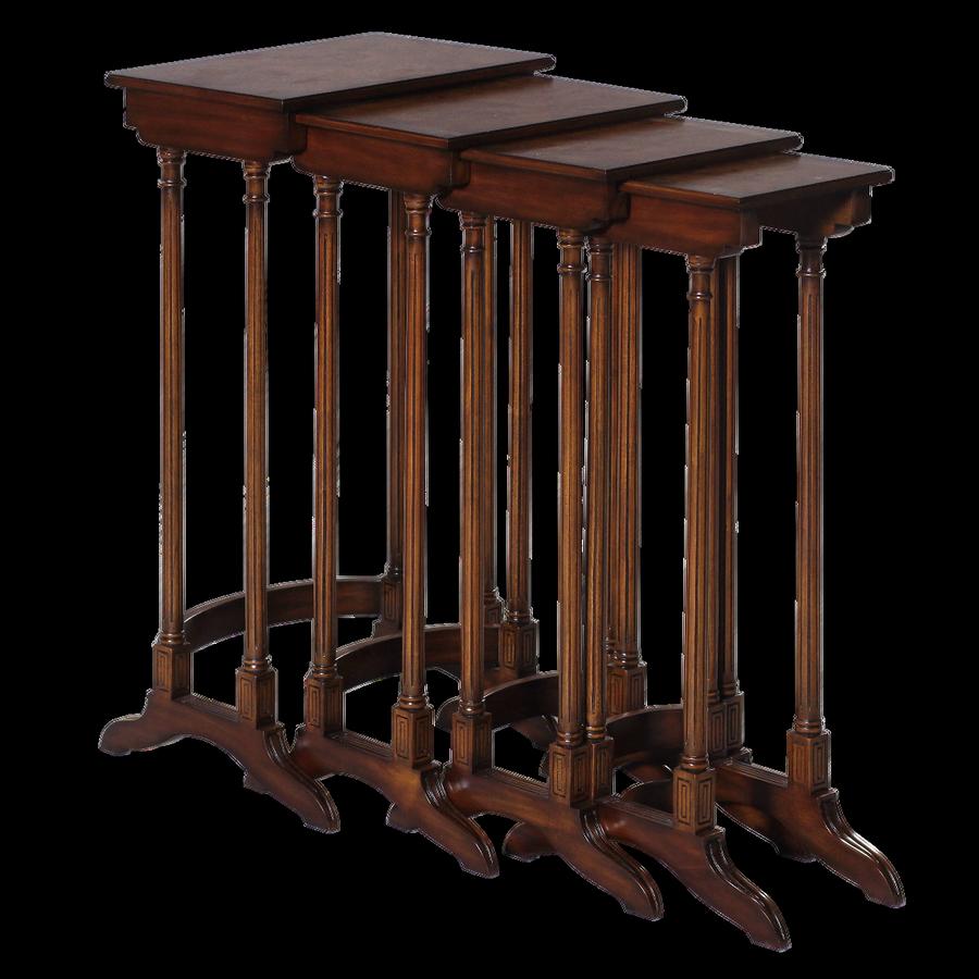 33223 - table set nesting set of 4 adam