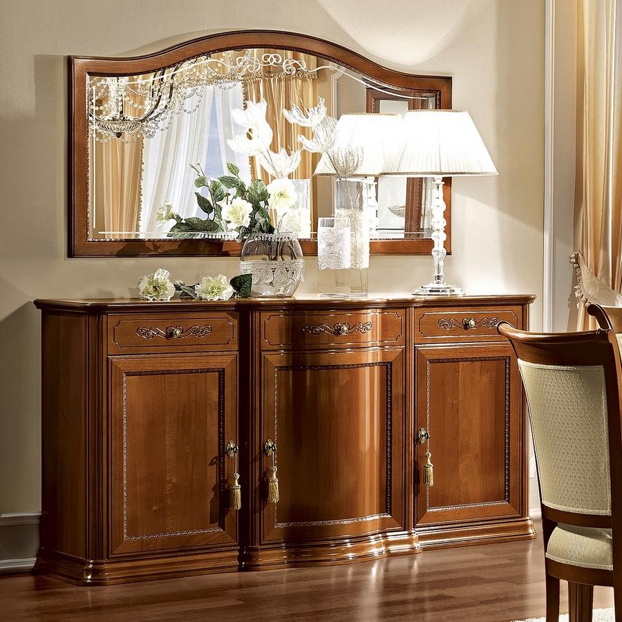 dressoir noten klassieke meubels