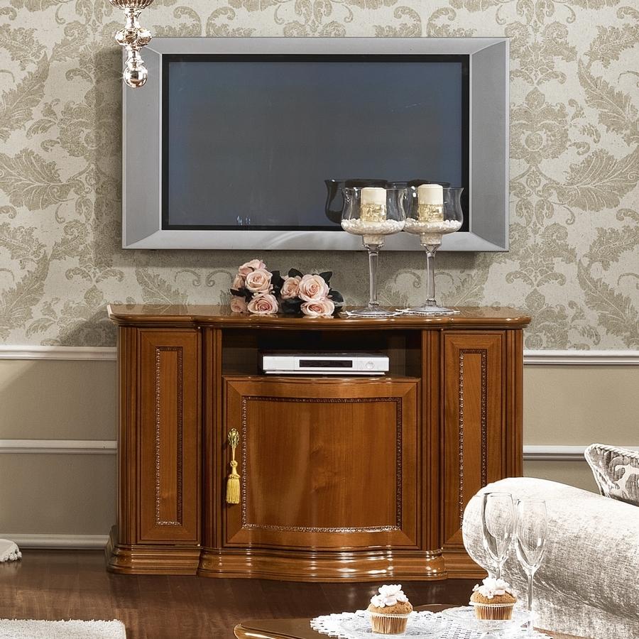 TV meubel noten 130 cmTorriani