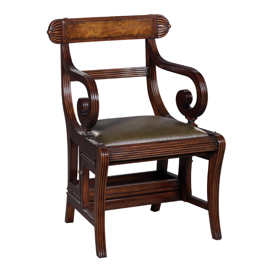 fauteuil 33196 - english regency library