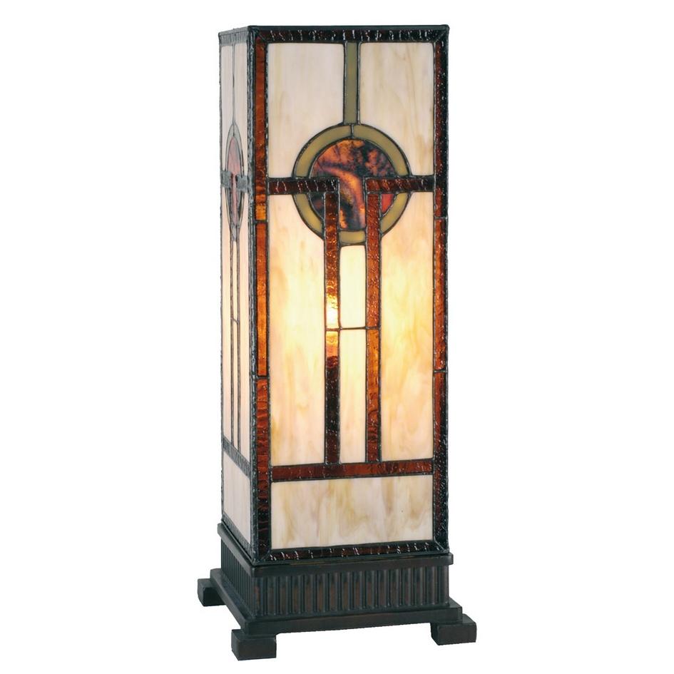 Tiffany tafellamp windlicht 5446