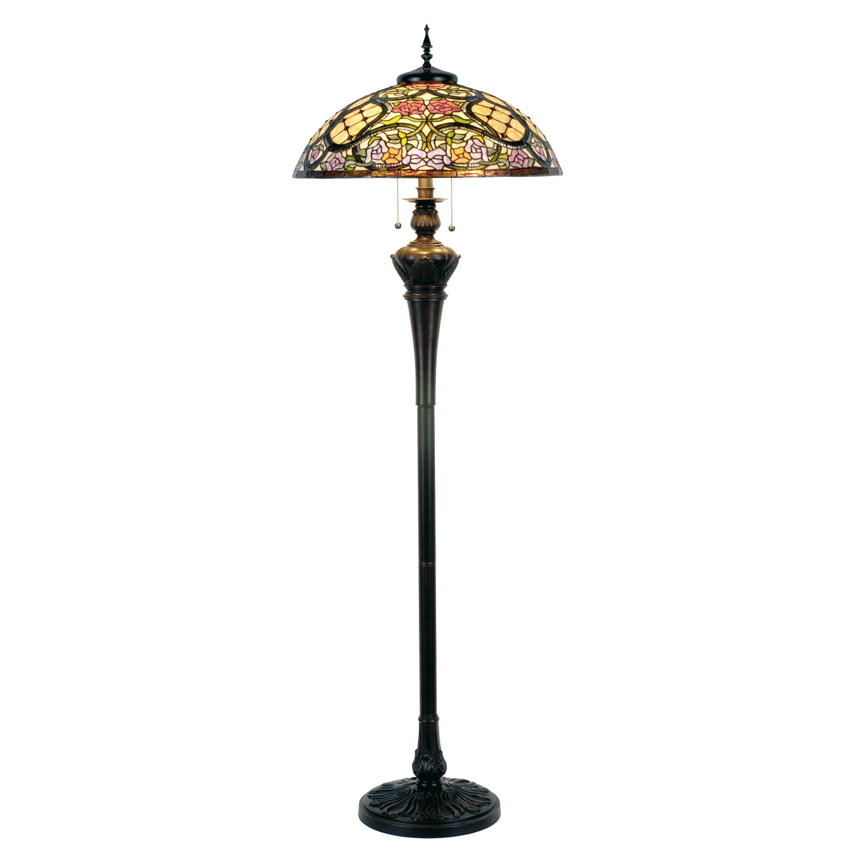 Tiffany vloerlamp 5437