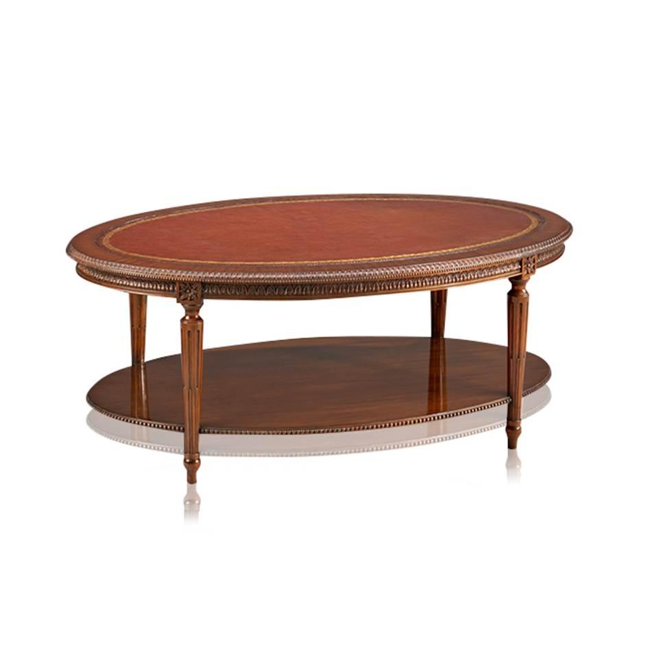Coffee Table Ovaal 33456