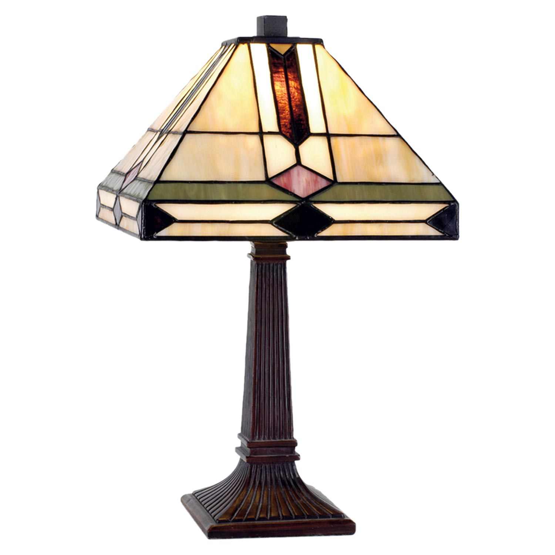 Tiffany tafellamp klein 8830