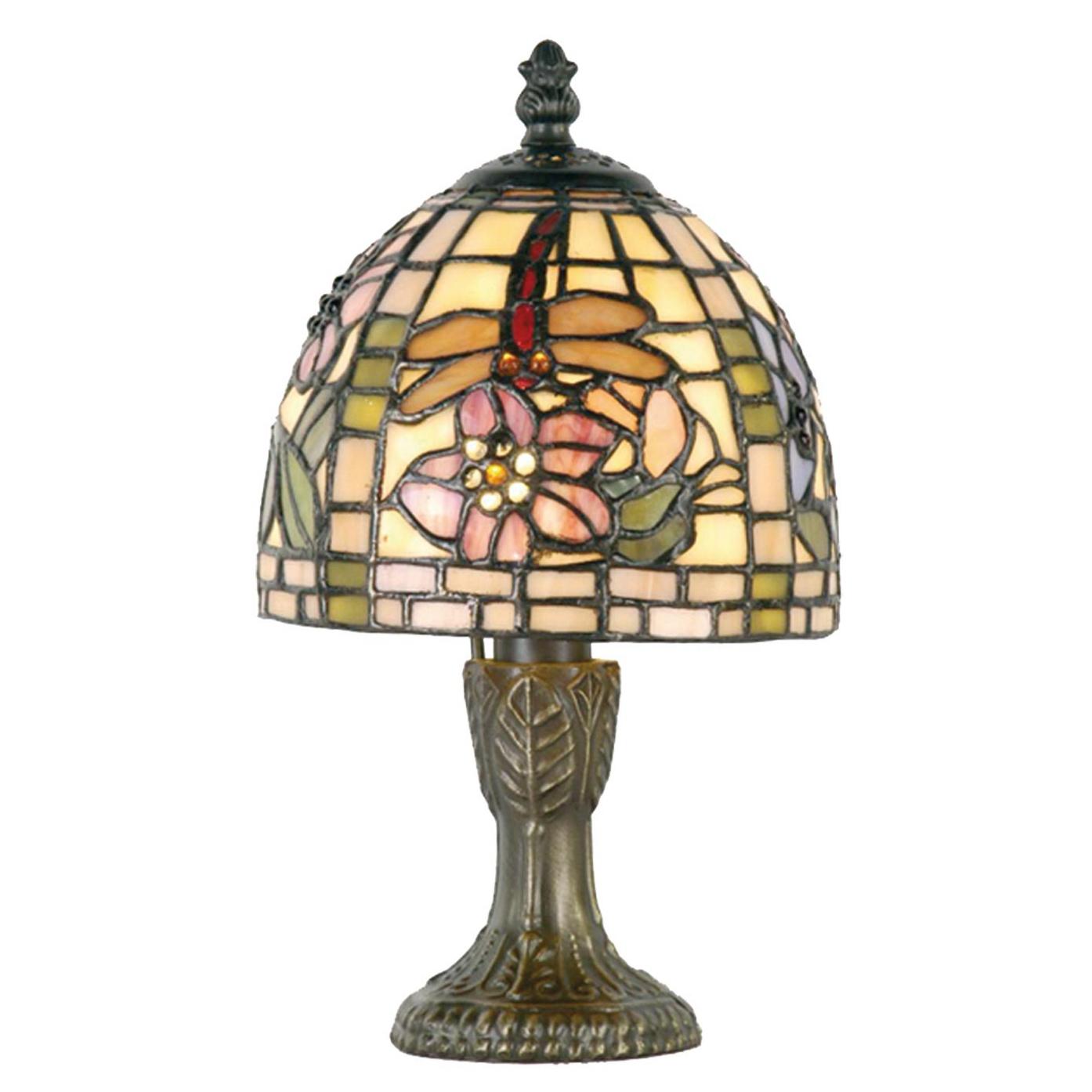 Tiffany tafellamp klein 9043
