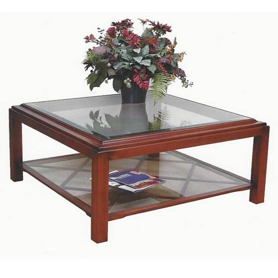 Woonstijlgalerie klassieke meubelen salontafels for Salontafel vierkant