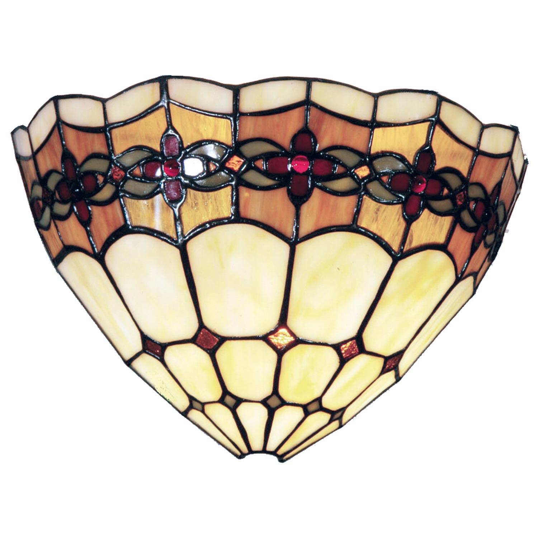 Tiffany wandlamp 9884