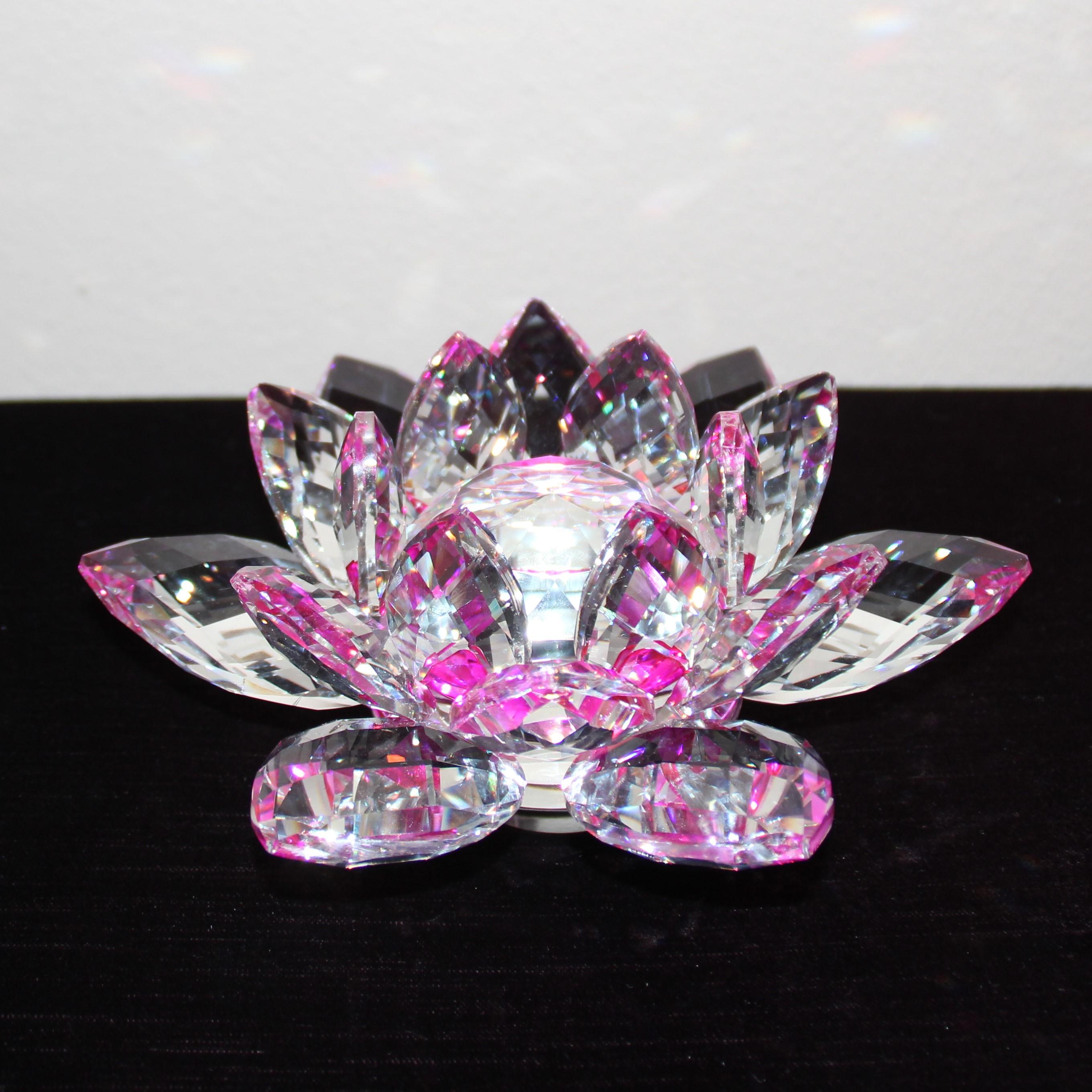 Eetkamer eetkamerbank teak : Kristal Lotusbloem 84