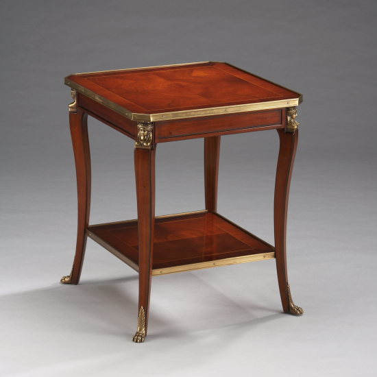 French Empire Side Table 33388