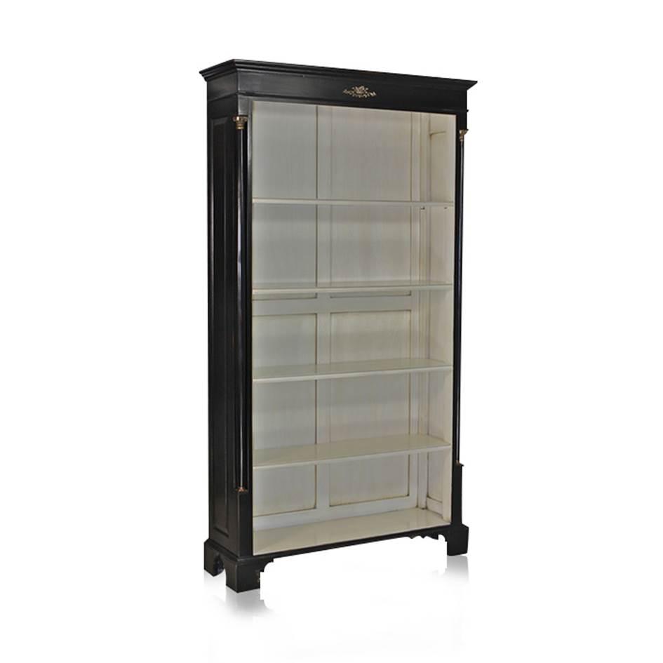 boekenkast 10575 zwart