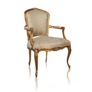 Louis XV armstoel  33415