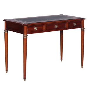 33509l - directoire writing desk leather
