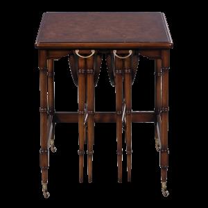 33219 - nesting table burl top em sfd1