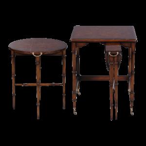 33219 - nesting table burl top em sfd4 1