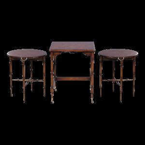 33219 - nesting table burl top em sfd5