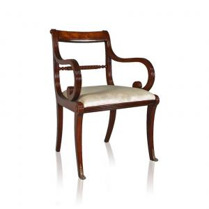 Regency Dining arm Chair 33434 1