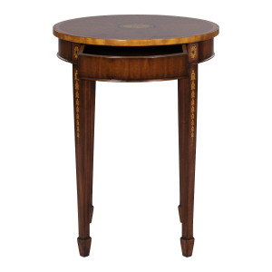 33426 - hepplewhite side table em sfd3