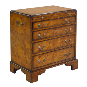 33475l - commode bachelor small burl