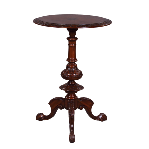 33455 - inlaid round table arte em sfd1