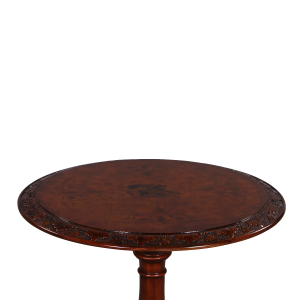 33455 - inlaid round table arte em sfd4