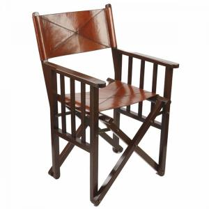 Pinelake Lodge leather-directors-chair-5