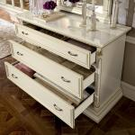 Commode slaapkamer lades