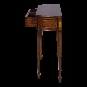 33640 - mahogany wall console large em sfd3