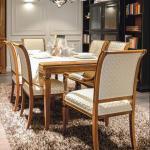 klassieke stoelen Selva kersen