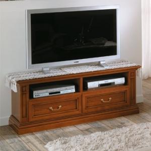 Klassieke meubelen in kersen TV meubel 136cm