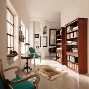boekenkast kersenhout selva luna