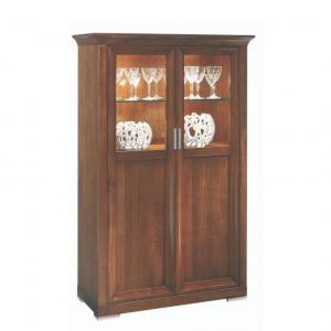 vitrinekast klassieke meubels selva luna 7243