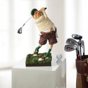 Guillermo Forchino golfer