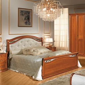 kersen bed siena slaapkamer klassiek