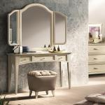 toilettafel wit slaapkamer GIOTTO