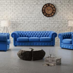 Chesterfield bankstel