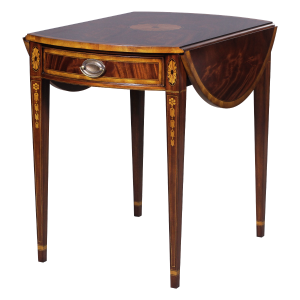 34241 - pembroke drop leaf table em sfd - 2