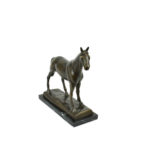 a1511-ac horse marble base sfd2