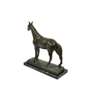 a1511-ac horse marble base sfd4